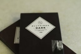All Things Dark Chocolate Bar